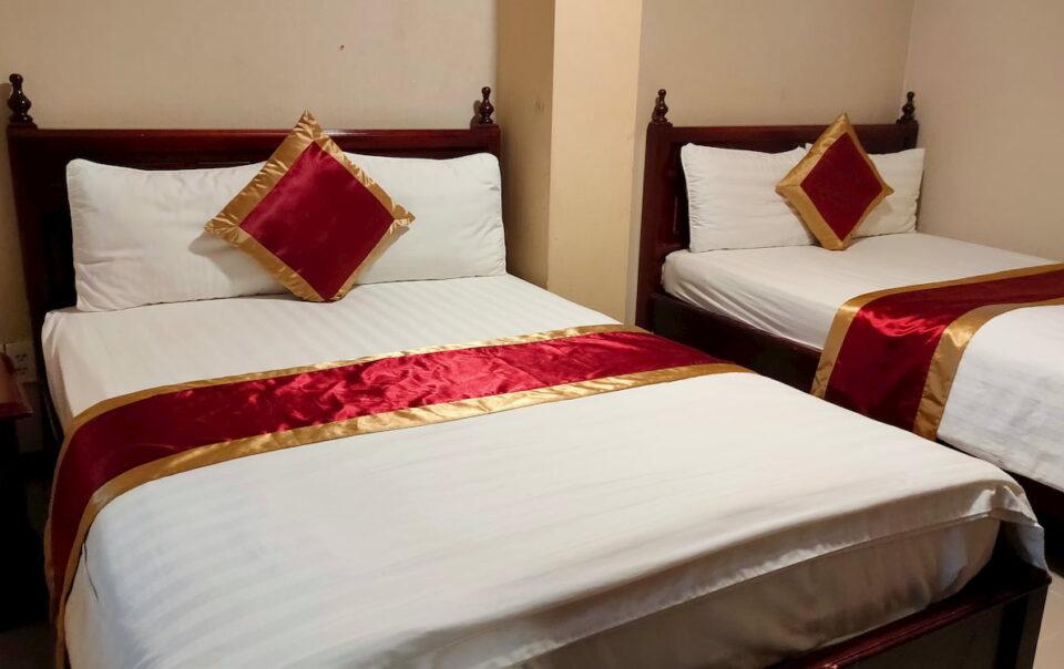 Phòng giường đôi cho gia đình, nhóm