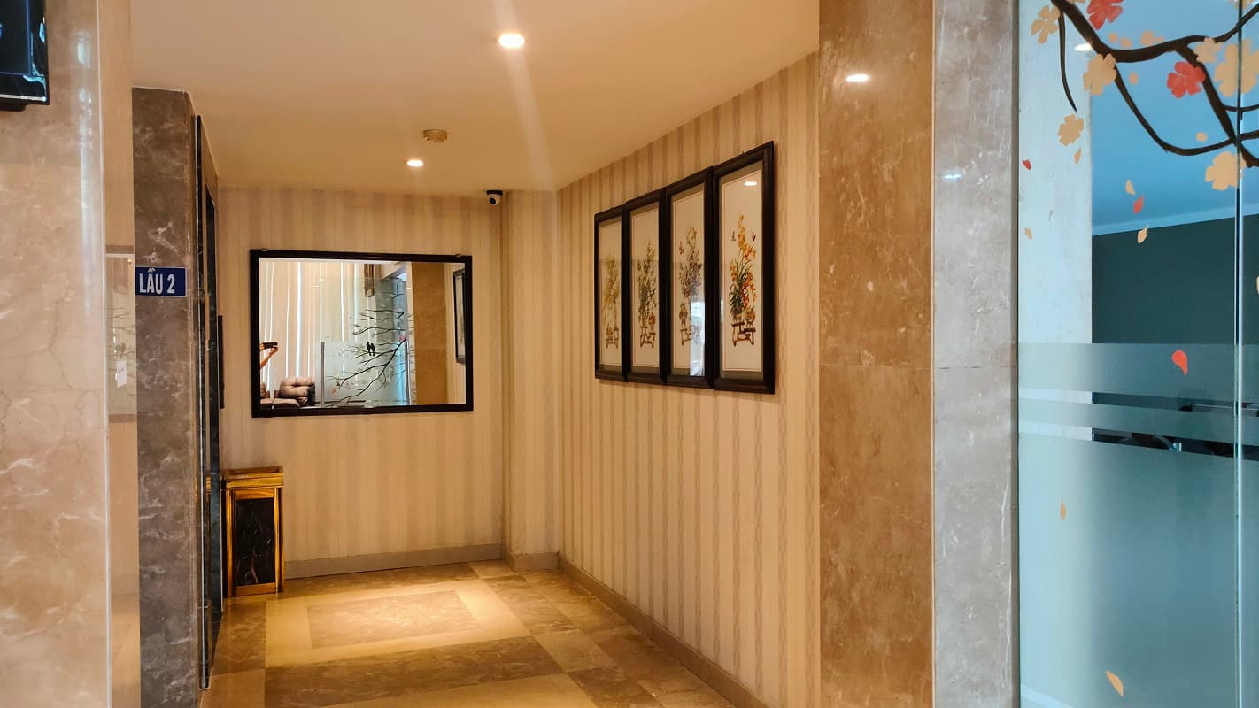 Khách sạn Tân Phú Gia ở đường Gò Dầu Tân Phú
